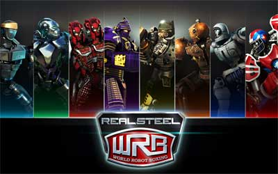 Real Steel World Robot Boxing v8.8.156 mod (много денег)
